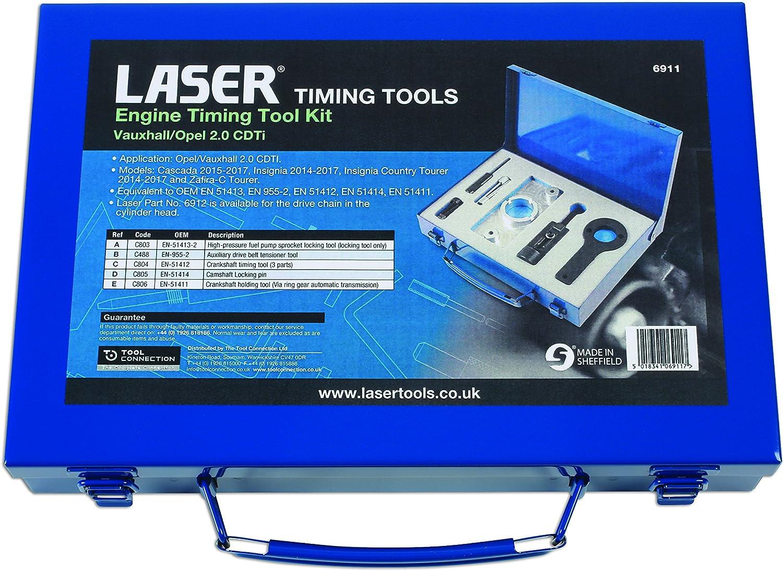 Laser 6911 Engine Timing Tool Kit