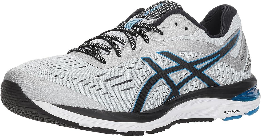 Amazon.com | ASICS Men's Gel-Cumulus 20 Running Shoes, 7M, Glacier  Grey/Black | Road Running