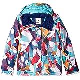 Roxy Girls' Big Jetty Snow Jacket
