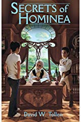 Secrets of Hominea Kindle Edition