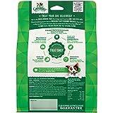 GREENIES Original Large Dog Natural Dental Treats - 12 Ounces 8 Treats