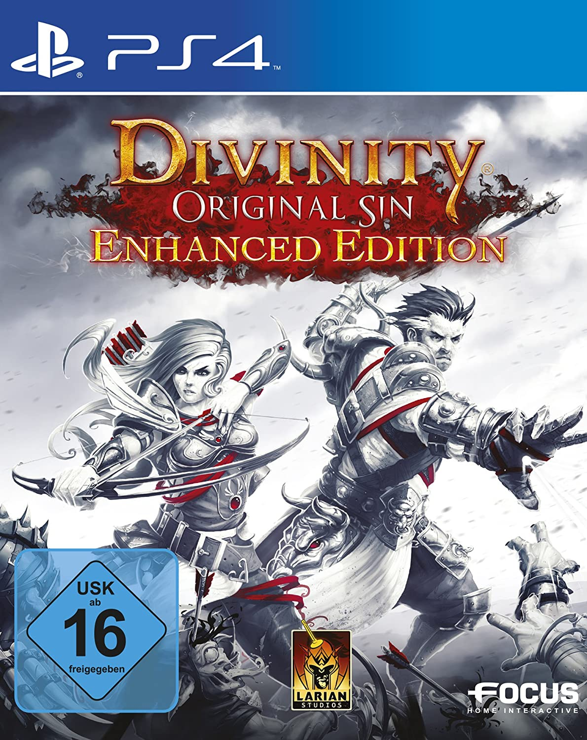 Divinity Original Sin: Enhanced Edition (PS4) Engl