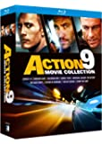 Action 9 Movie Pack Bundle - BD [Blu-ray]