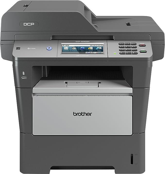 Brother DCP-8250DN - Impresora multifunción (escáner ...