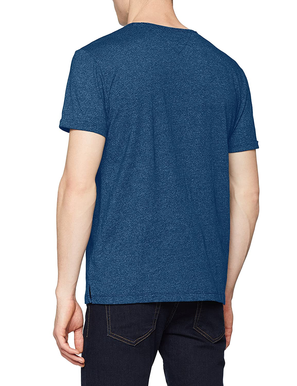 Tommy_Jeans TJM Modern Jaspe tee, Camiseta para Hombre