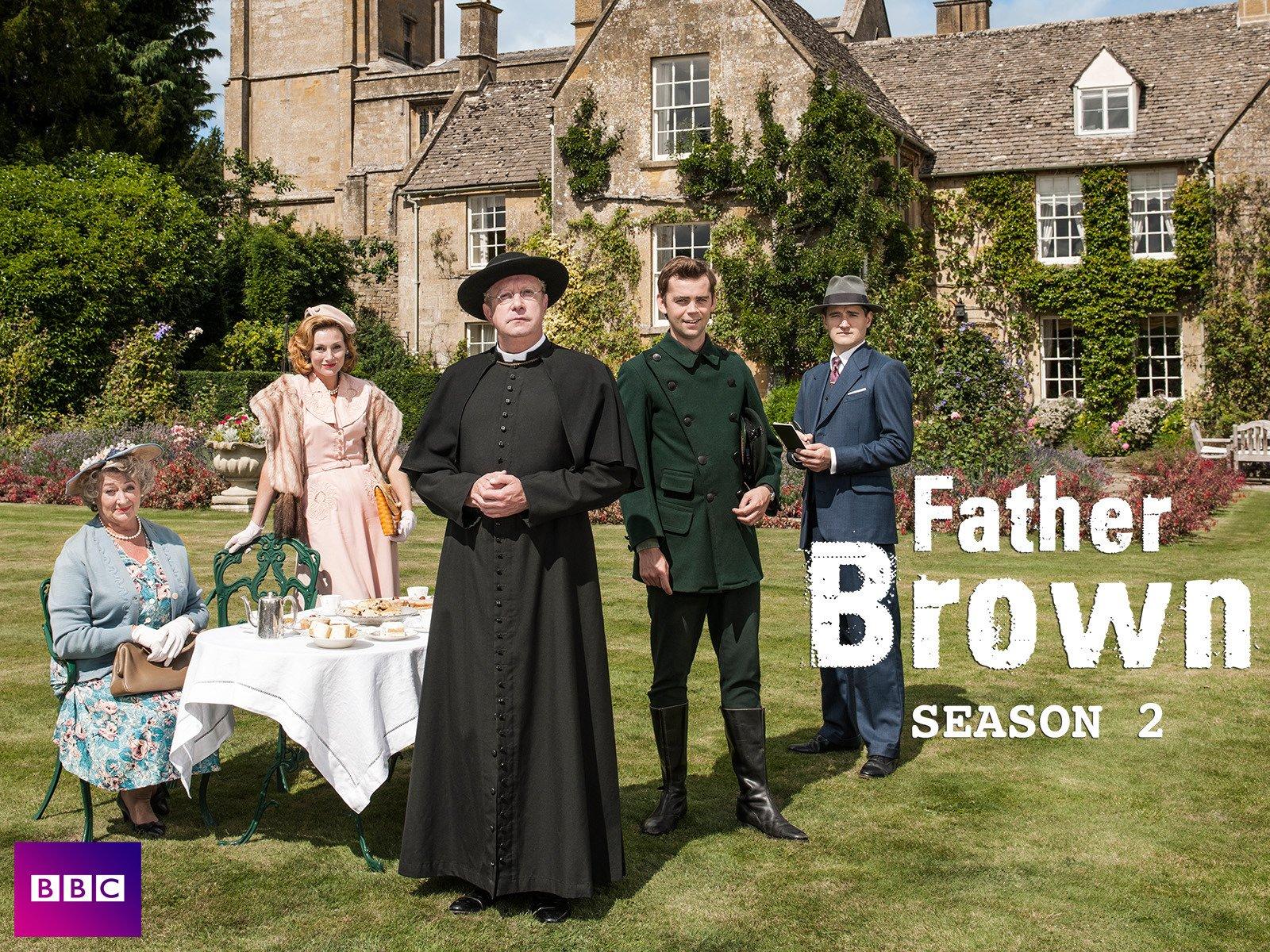 Amazon com: Watch Father Brown, Season 2 | Prime Video