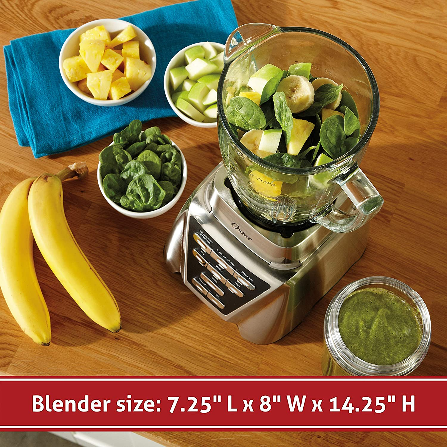 Best Blenders For Acai Bowls - Blendtec Total Classic Original Blender