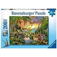 Ravensburger Ancient Dinos Puzzle 200pc,Children's Puzzles