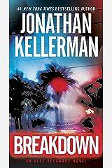 Breakdown: An Alex Delaware Novel Kindle Edition