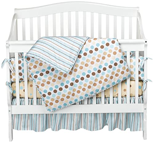NoJo 4 Piece Crib Set Venice Discontinued by Manufacturer