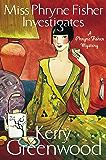 Miss Phryne Fisher Investigates (Phryne Fisher's Murder Mysteries Book 1) (English Edition)
