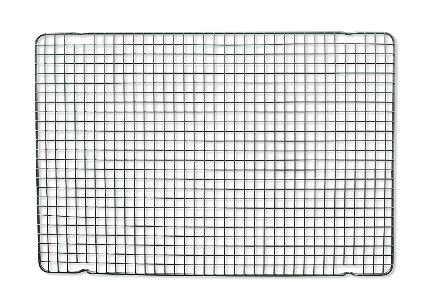 Nordic Ware 43347 Oven Safe Nonstick Baking & Cooling Grid (Big Sheet), One, Steel