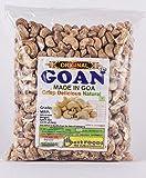 Original Goan Natural Cashews With Skin - 1 kg