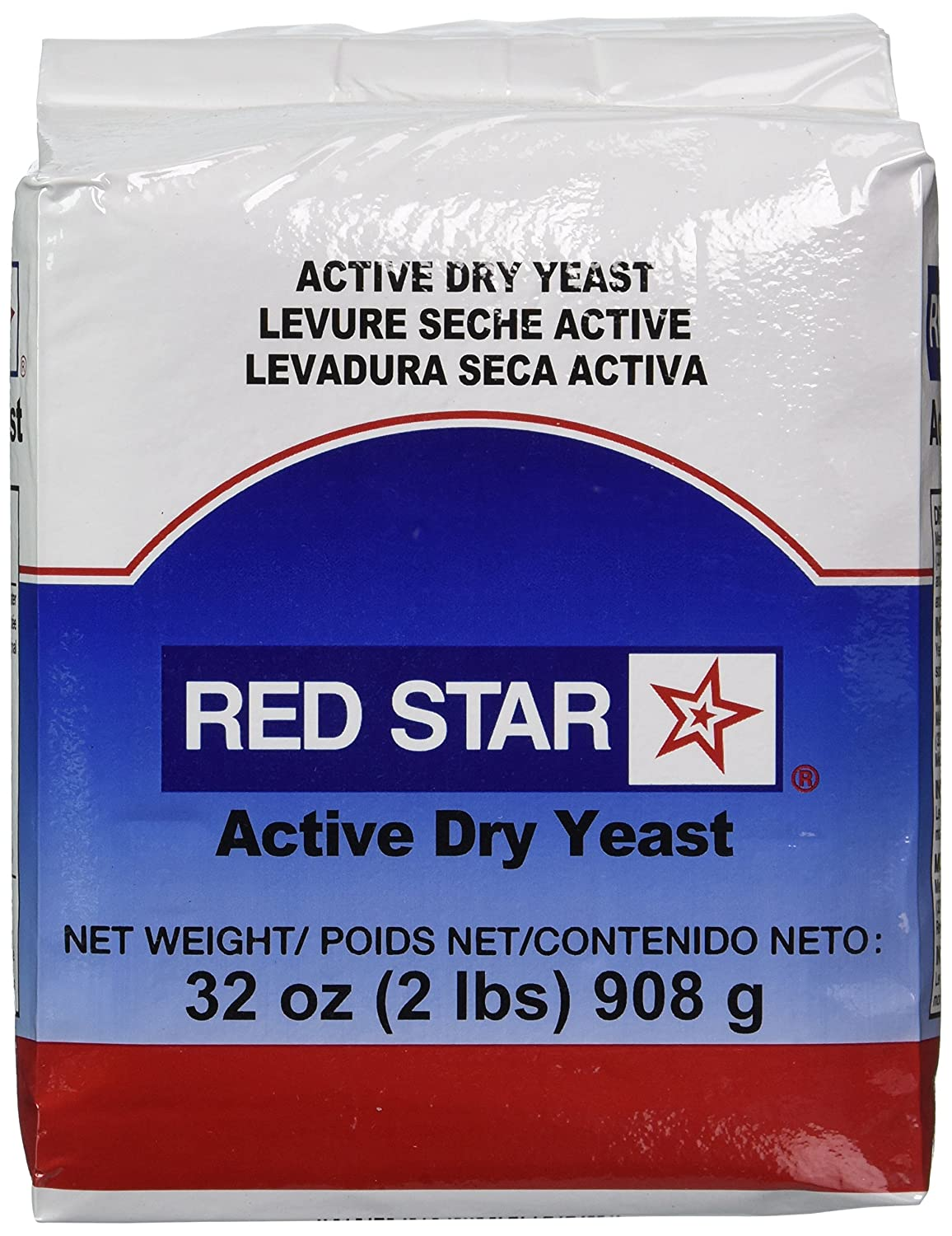 Red Star Active Dry Yeast, 2 Pound Pouch