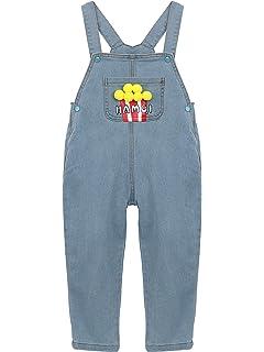 Baby Jungen M/ädchen Jeans Latzhose Latzshorts Weiche Baumwolle Denim Shorts D/ünn Atmungsaktiv f/ür Sommer Cartoon S/ü/ß Lieblich Wal Pattern Gr/ö/ße 56//62//68//74//80//86