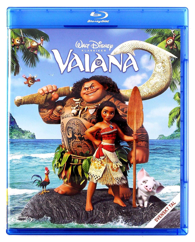 Moana Blu-Ray Region Free IMPORT No hay versión española ...