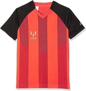 adidas Boys  Yb Leo Messi Icon T T-Shirt  Amazon.co.uk  Sports ... 99504c362