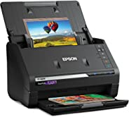 Epson FastFoto FF-680W Wireless High-speed Photo and Document Scanning System (Renewed)