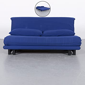 Amazonde Ligne Roset Multy Designer Stoff Schlafsofa Blau
