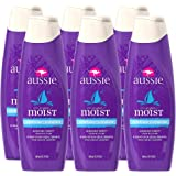 Aussie 袋鼠 保湿护发素 13.5fl 液体盎司 (400ml)/瓶 (6瓶装)