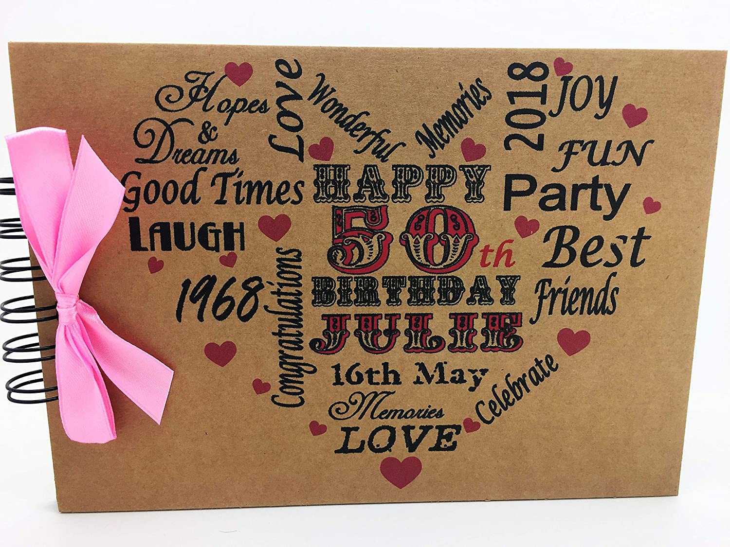 PERSONALISED BIRTHDAY TYPOGRAPHY AVAILABLE IN ANY AGE 21ST 18TH 16TH 30TH 40TH 50TH 60TH 70TH