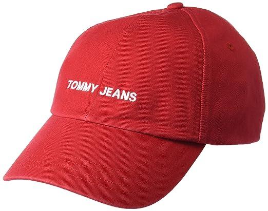 Tommy Hilfiger Tju Sport Cap, Gorra de béisbol Unisex Adulto, Azul (Coporate Mix 901), Talla única (Talla del Fabricante: OS): Amazon.es: Ropa y accesorios