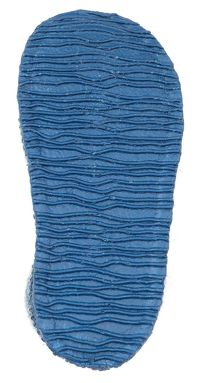 Blu Pantofole bambino 527 // jeans Giesswein  T/ürnberg 35