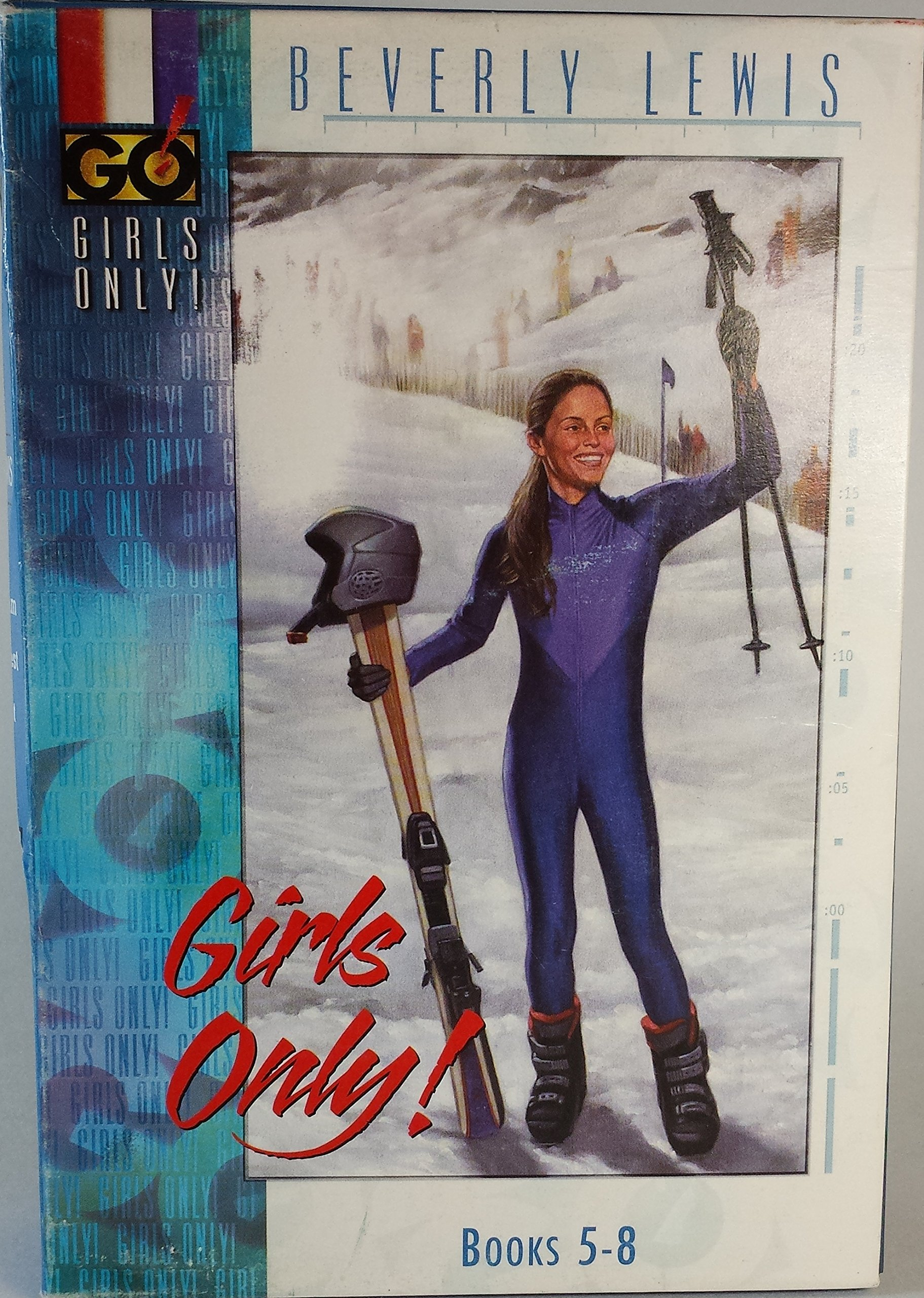 Download Girls Only Pack, vols. 5–8 (Girls Only (GO!)) ebook