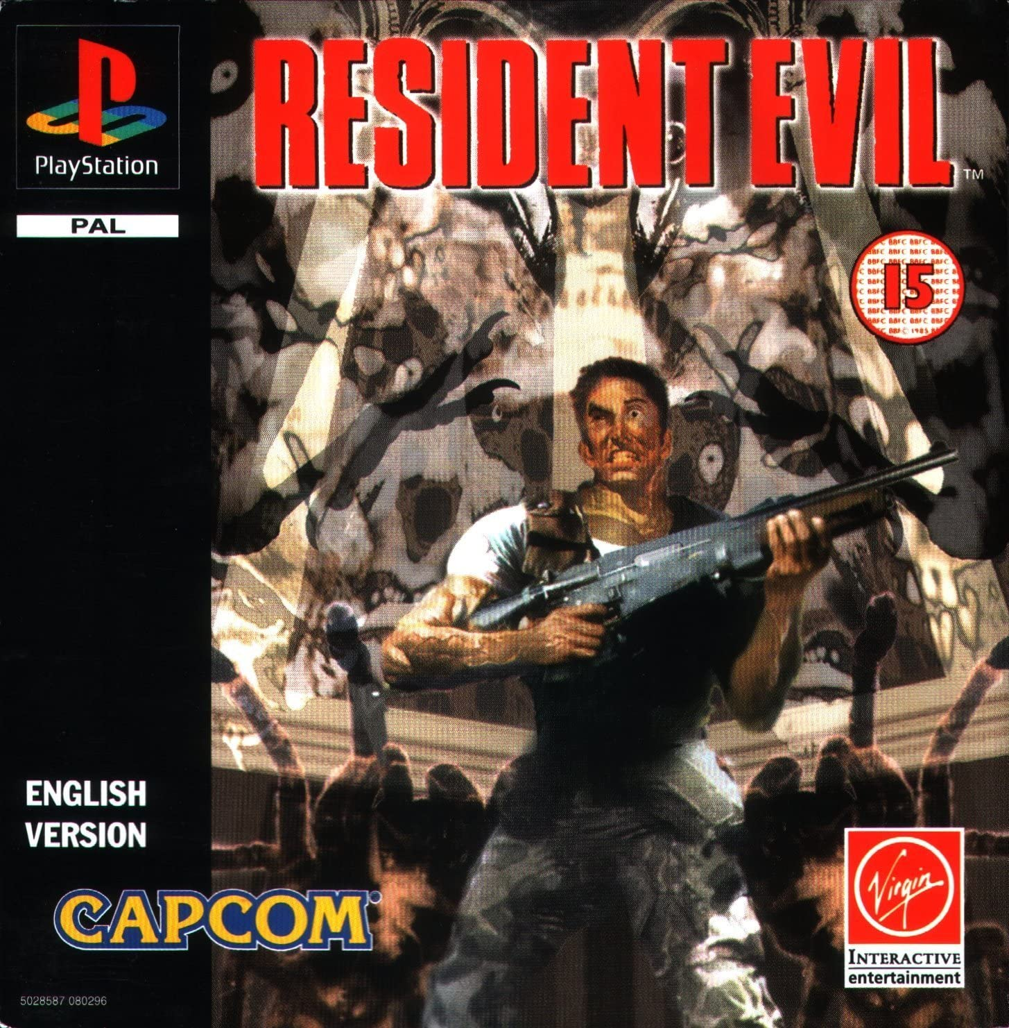 Resident Evil [PlayStation]: Amazon.co.uk: PC & Video Games