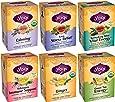 Yogi Tea Office Favorites 6 Flavor Variety Pack (Pack of 6)