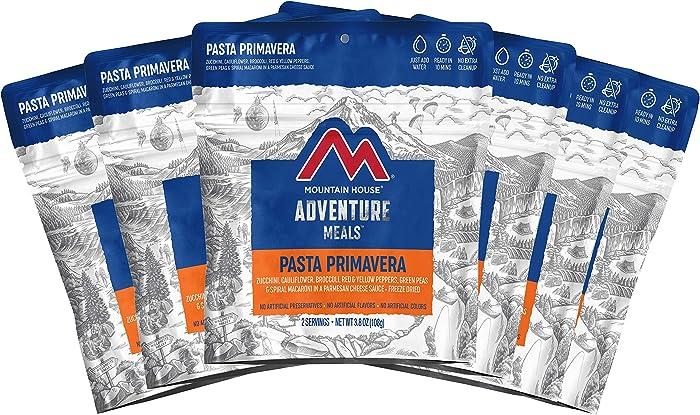 Top 9 Astronaut Food Pasta