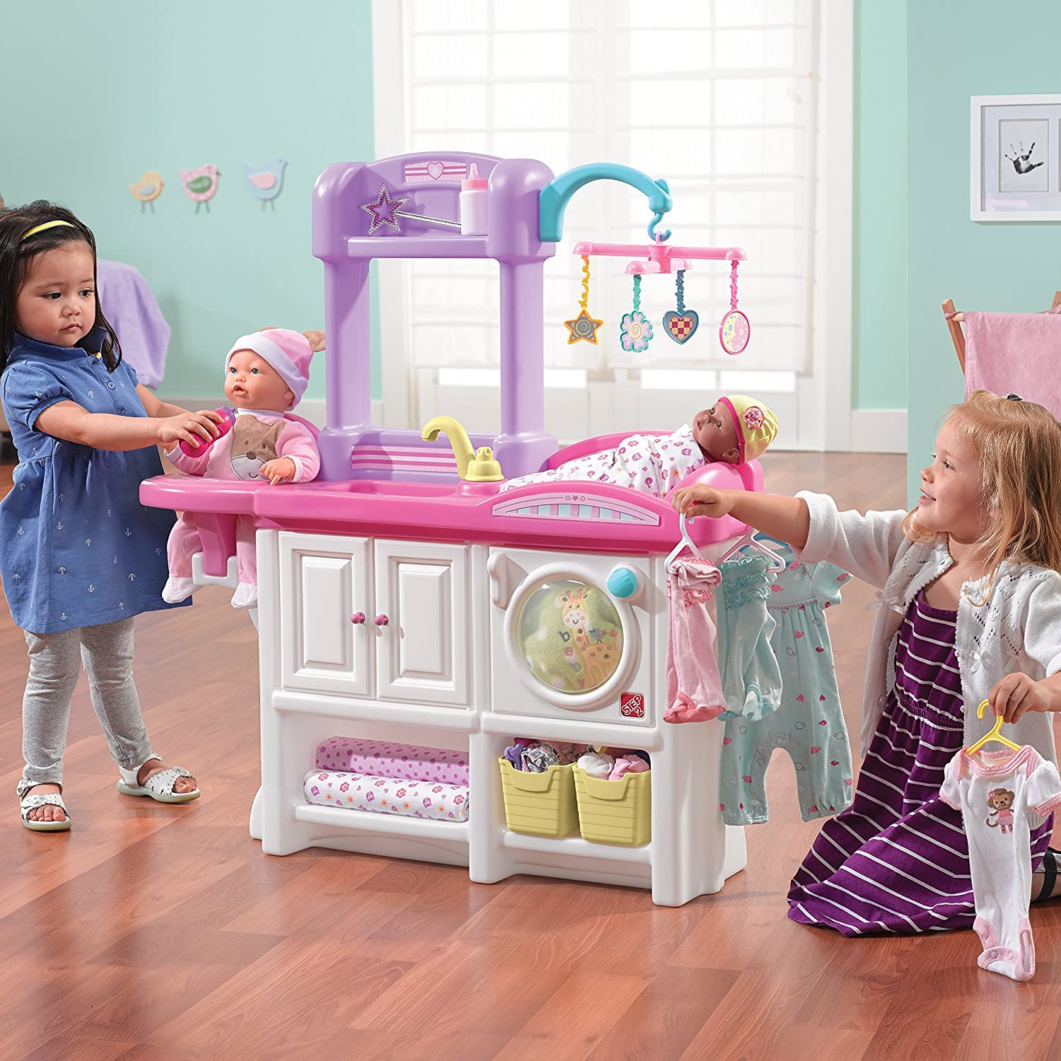 Baby Doll Furniture Playset Home Decor