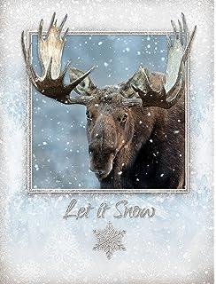let it snow moose
