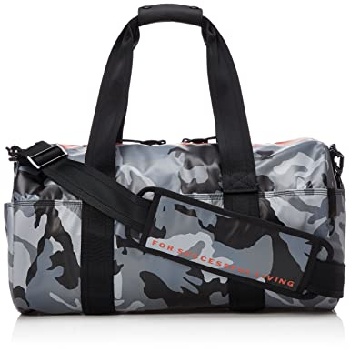 1c0adddd65 Amazon.com  Diesel Men s BOLDMESSAGE F-Bold Duffle-Travel Bag