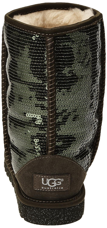 d50eda4782c Amazon.com | UGG Women's Classic Short Sparkles | Mid-Calf