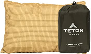 TETON Sports Camp Pillow Perfect for Camping