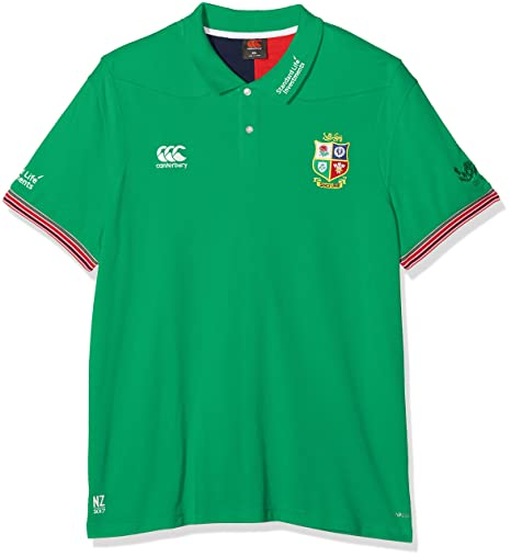 b6c3d06c Amazon.com : Canterbury British & Irish Lions Rugby Vapodri Cotton ...