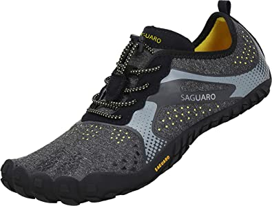 Men Outdoor Water Shoes Sports Aqua Barefoot Quick Dry Non-Slip Beach Trainers