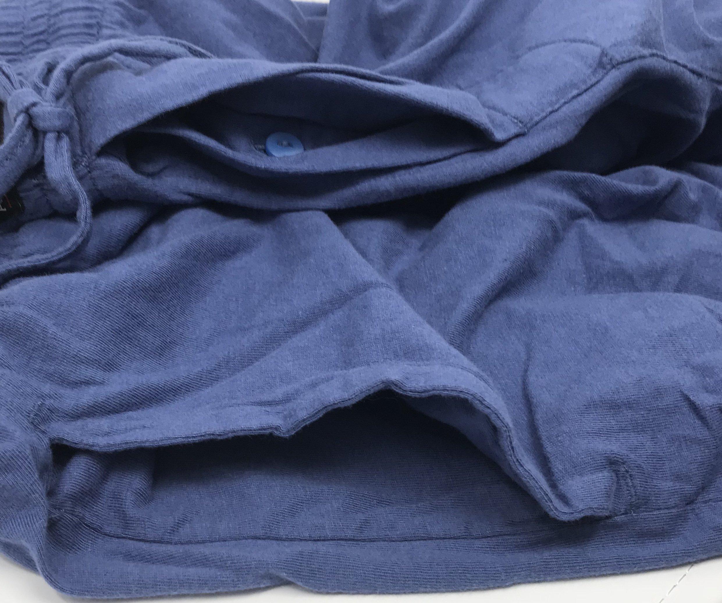 Andrew Scott Men's 6 Pack 100% Cotton Jersey Knit Yoga Lounge & Sleep Pajama Pants (6 Pack - Navy/Black/Royal/Hunter/White/Grey, Medium) by Andrew Scott (Image #4)