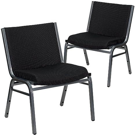 Incredible Amazon Com Flash Furniture 2 Pk Hercules Series Big Tall Creativecarmelina Interior Chair Design Creativecarmelinacom