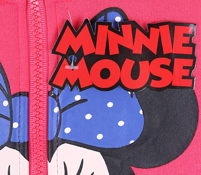 Chándal Minnie Disney Minnie Mouse: Amazon.es: Ropa y accesorios