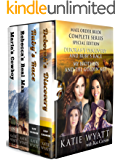 Complete Series Special Edition Deborah's Discovery Ruby's Race Plus  My Brothers and The Golden Key : Mail Order Bride