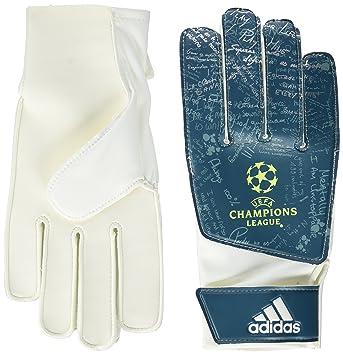best loved f7e80 573ac adidas UEFA Champions League Lite Espinilleras, Unisex niños,  (Blanco Acevap Vertec), 11  Amazon.es  Deportes y aire libre