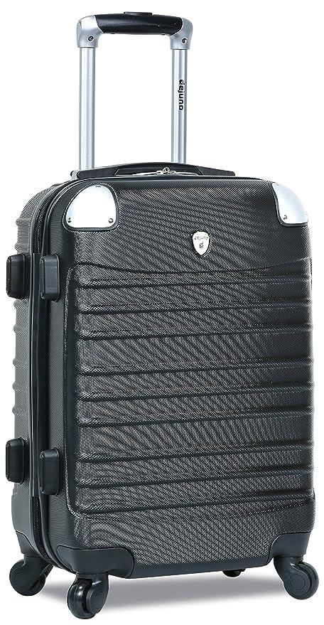 5de44ca6d948 Amazon.com | Dejuno Impact Hardside 3-Piece Spinner Luggage Set ...