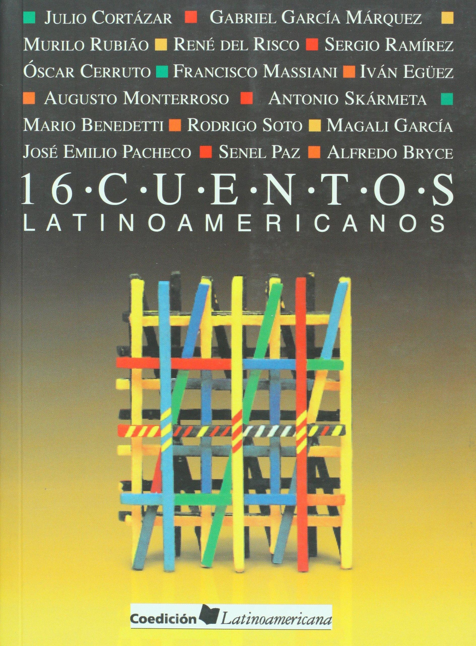 16 Cuentos latinoamericanos (Spanish Edition): Julio ...
