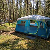 Coleman Tenaya Lake 8 Person Fast Pitch Instant Cabin