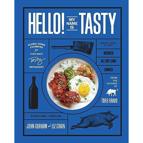 Tasty Cookbook: Amazon.com
