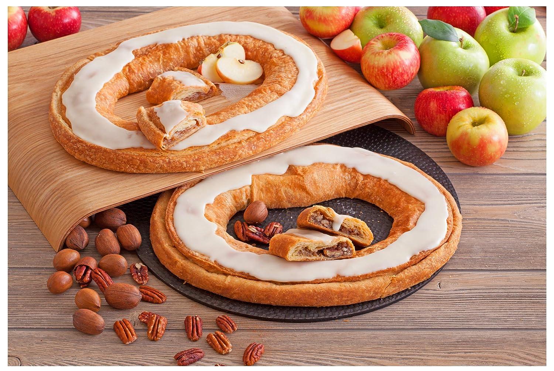 Danish Kringle Pair - Pecan and Apple