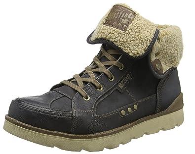 Mustang 4051-603, Bottes Classiques Homme  Amazon.fr  Chaussures et Sacs b197321a6305