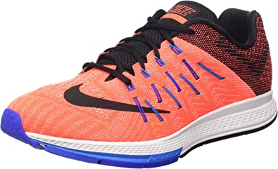 Nike Air Zoom Elite 8, Zapatillas de Running para Hombre, Naranja/Negro/Azul (Total Crimson/Black-SL-Rcr Bl), 39 EU: Amazon.es: Zapatos y complementos
